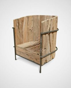 Pavero Wood Chair