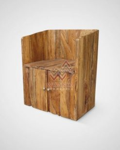 Panca Wood Chair