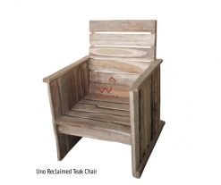 Uno Reclaimed Chair