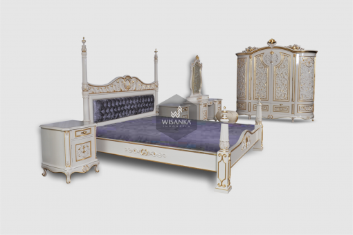 Ancelote Classic Bed Room