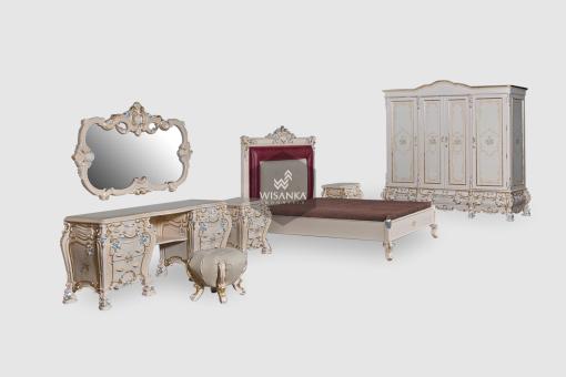 ANDREA Classic Bed Room