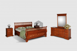Anggraini Classic Bed Room