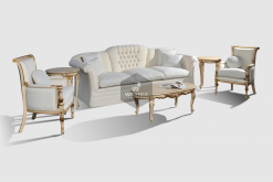 Bilbina & Carenina Classic Living Room