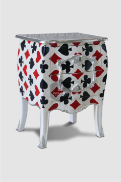 Bridge Card Commode Furniture
