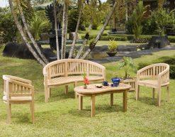 Banana Outdoor Living Set Furniture Collection