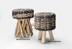 Brand Stool and Tripod Stool