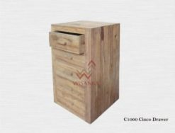 Cinco Wooden Drawer