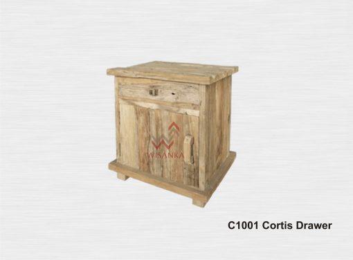 Cortis Wooden Drawer