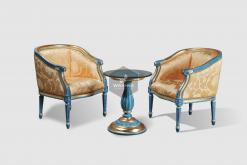Cleopatra Classic Living Room