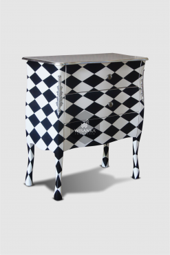 Diamond Commode Furniture