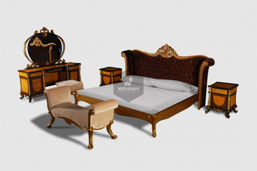 Eloisa Classic Bed Room