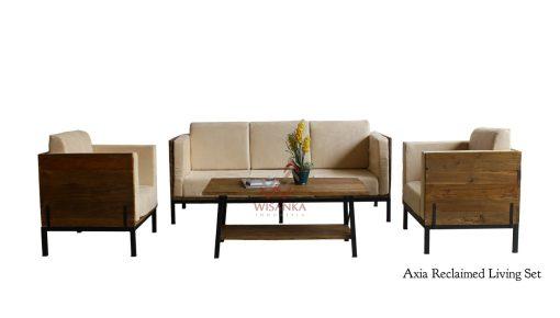 Axia Reclaimed Living Set