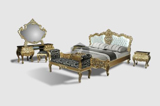 Lucrezia Classic Bed Room