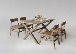 Robin Wooden Dining Set