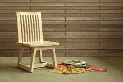 Nino Wooden Chair