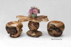 Celestial Wooden Set