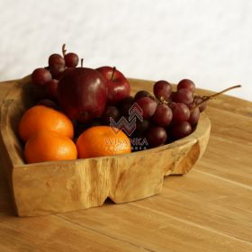 Love Wooden Bowl