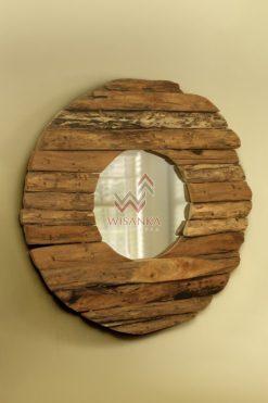 Gotze Reclaimed Mirror