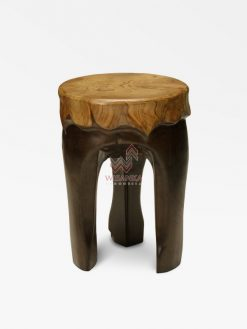 Carel Wooden Stool
