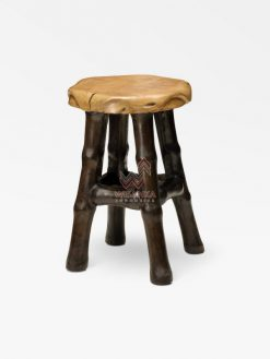 Garret Wooden Stool
