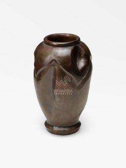Choco Wooden Vase