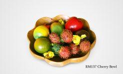 Cherry Wooden Bowl