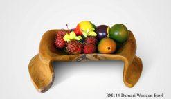 Damari Wooden Bowl