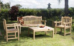 Rose Outdoor Living Set Furniture