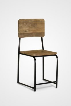 Urban Wooden Chair