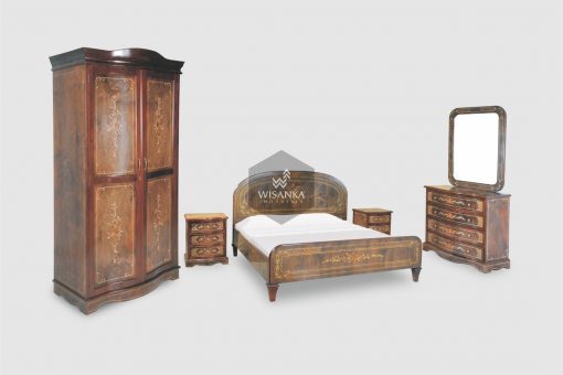 Vinetta Classic Bed Room