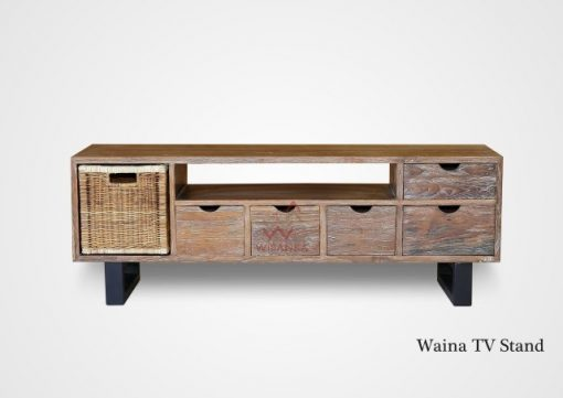 Waina Wooden TV Stand
