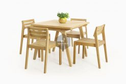 Wooden Denver Dining Set Collection