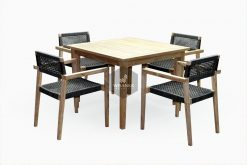 Wooden Sofia Dining Set Collection